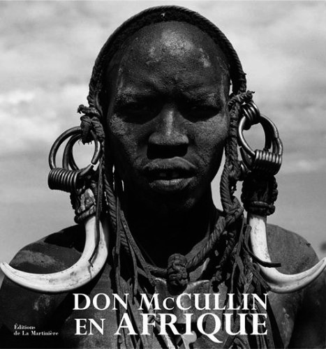 Don McCullin in Africa - livre photo