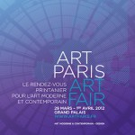 Art Paris Art Fair 2012 au Grand Palais