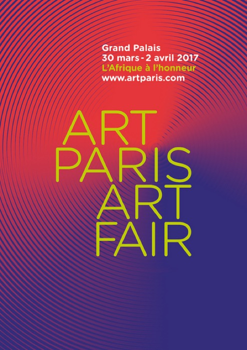 Art Paris Art Fair 2017 au Grand Palais