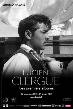 Exposition du photographe Lucien Clergue au Grand Palais