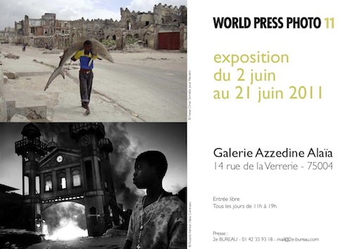 Exposition World Press Photo 2011