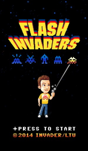 L'application mobile pour recenser les invaders