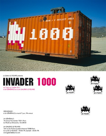 Exposition Invader 1000