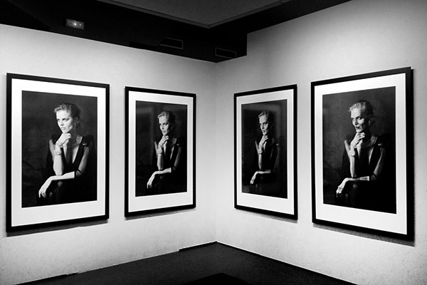 A Visual Journey exposition de photos du photographe Karl Lagerfeld