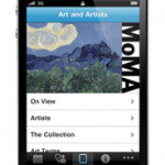 Le MoMA sort son application iPhone