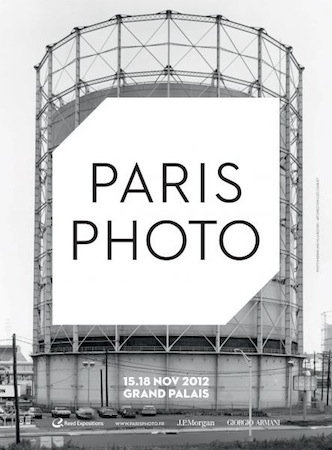 Paris Photo 2012 arrive au Grand Palais