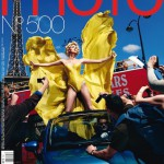 Le numéro 500 du magazine Photo