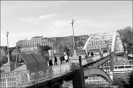 Photoquai Passerelle Debilly