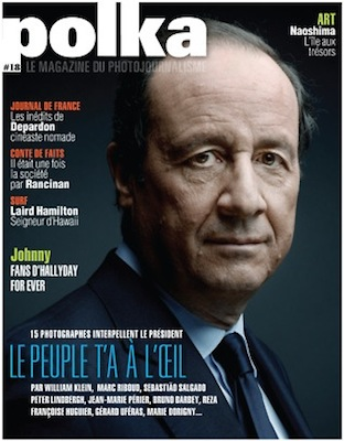 Le numéro 18 du magazine photo Polka