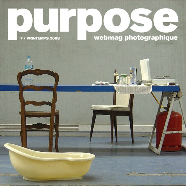 Magazine photo Purpose - le numéro 7
