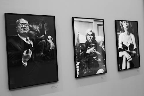 Exposition Helmut Newton Grand Palais