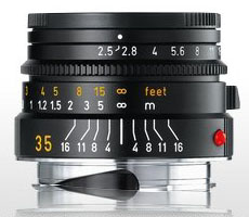 Leica Summarit M 35/2,5