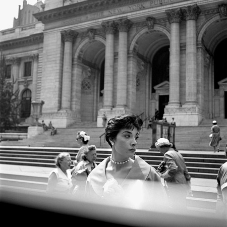 Photo Undated à New York par  la photographe Vivian Maier © Maloof Collection