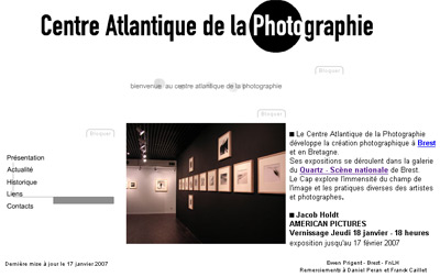 Le Centre Atlantique de la Photographie