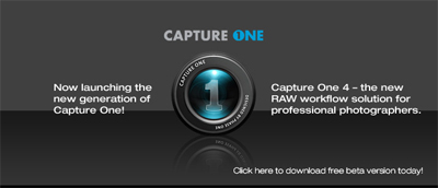 Capture One Beta 4.1 de Phase One