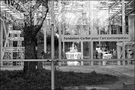 Robert Adams à la fondation Cartier