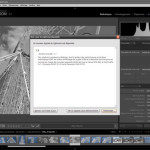 Lightroom Update, on passe en version 1.2