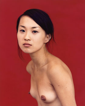 Ginger, Shanghai © Bettina Rheims