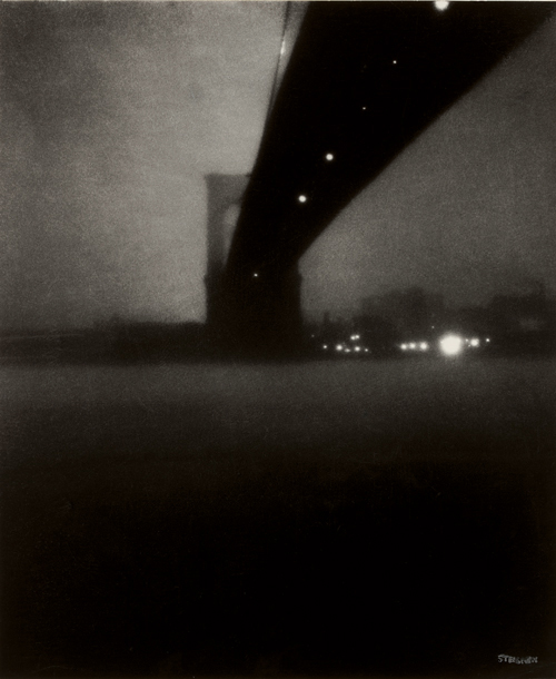 Brooklyn Bridge - 1903 Edward Steichen